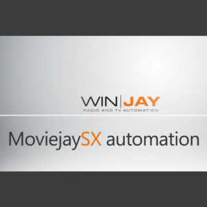 moviejaySX TV playout automation promo reel